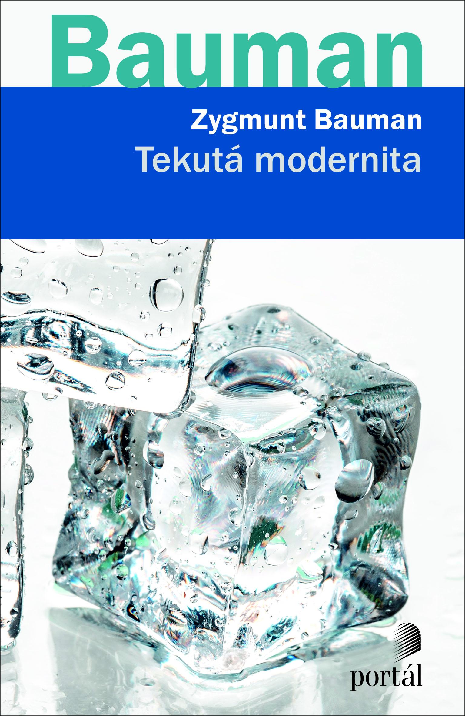Tekutá modernita Obálka knihy