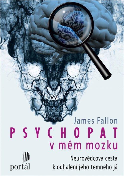 Psychopat v mém mozku Obálka knihy