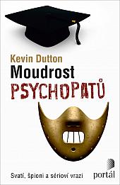 Moudrost psychopatů Obálka knihy