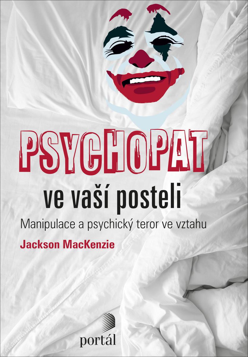 Psychopat ve vaší posteli Obálka knihy