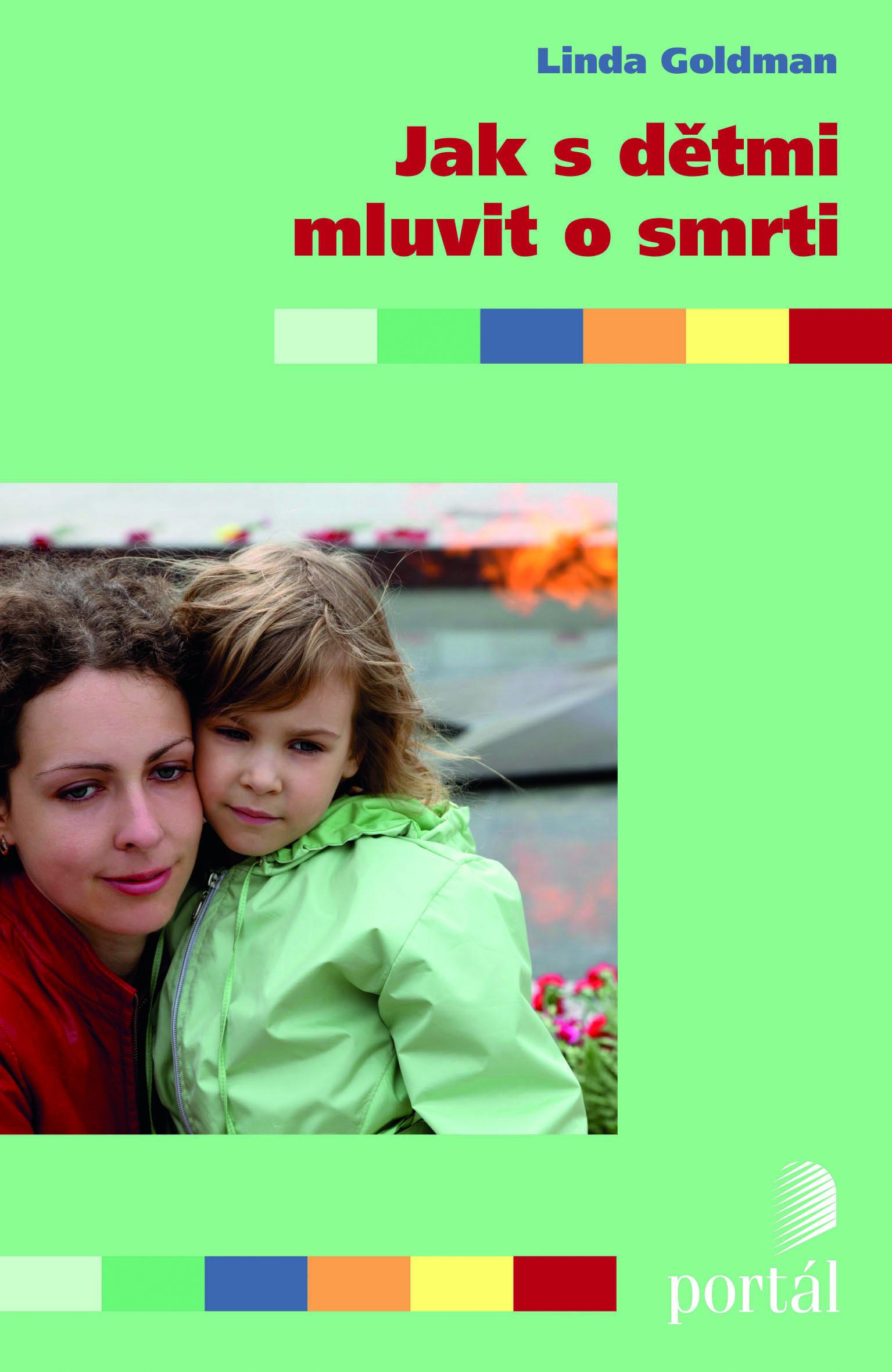 Jak mluvit s dětmi o smrti Obálka knihy