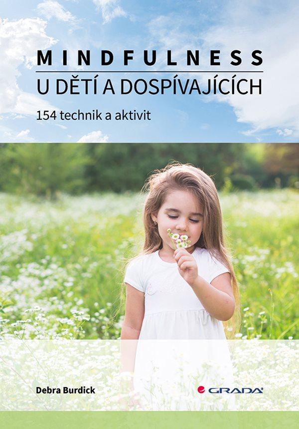 Mindfulness u dětí a dospívajících Obálka knihy